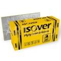 Płyty kominkowe ISOVER z wełny mineralnej pokryte jednostr. folią wym. 1000/500,  grub.25, 30, 40 i 50 mm, (m2)