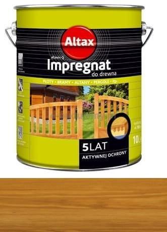 Altax szybkoschnący impregnat ochronnodekoracyjny cena