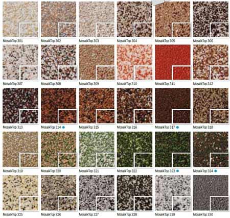 Mozaika baumit cena