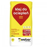 Klej do dociepleń weber KS123