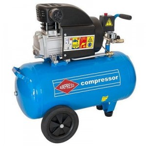 Kompresor AirPress 50L, 8 bar, 1500 Watt, 275l/min,  HL275/8/50