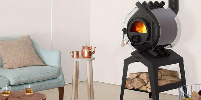 piec wolnostoj cy bullerjan glass moc 8 11 kw stalowy ze szklan os on drzwiczki z szyb. Black Bedroom Furniture Sets. Home Design Ideas