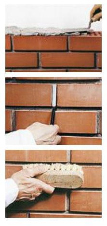 Zaprawa Do Murowania Cegiel Klinkierowych I Elewacyjnych Weber Zk552