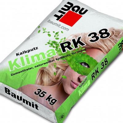 Tynk Wapienny Wewnetrzny Baumit Klima Rk 38 Artbud Pl