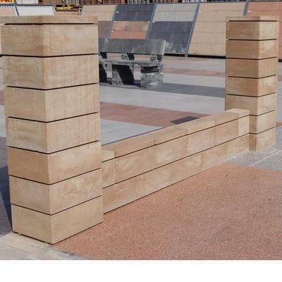 Ogrodzenia Betonowe Gladkie Royal Kost Bet Artbud Pl