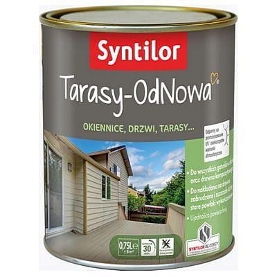 Farba Na Tarasy Odnowa Syntilor
