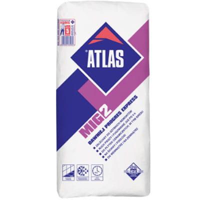 Szybkowiążący Klej Do Gresu Atlas Mig 2