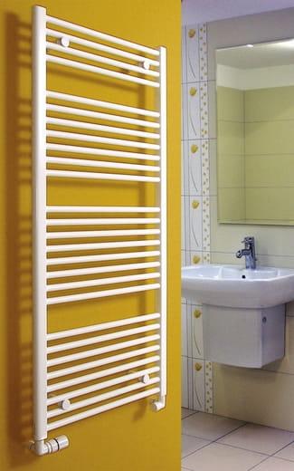 Grzejnik łazienkowy Laurens Classic Szer 30 40 45 50 60 Lub 75 Cm Wys 95 130 165 185 Cm Gł 8 Cm Złszt