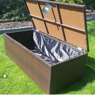 Ogrodowa Skrzynia Na Poduszki Box 1