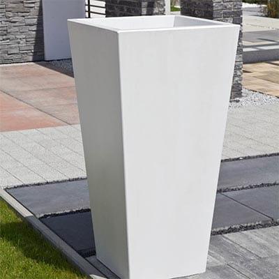 Poważnie Donica betonowa trapezowa beton architektoniczny Bruk-Bet - Artbud.pl IU13