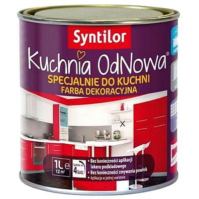 Farba Kuchnia Odnowa 1 Litr Syntilor Artbud Pl